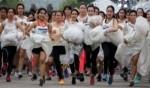 سباق العرائس في تايلاند.. صور