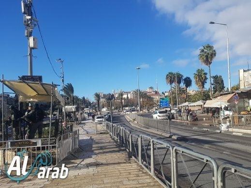 اضراب في المدارس شرقي القدس