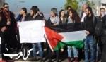 اجواء مشحونة بين طلاب عرب ويهود في جامعة حيفا