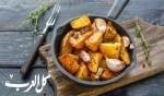 مقبلات البطاطا بالكزبرة شهية وسريعة التحضير