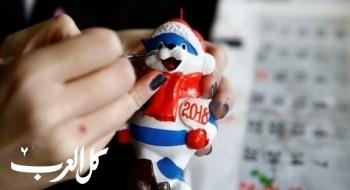 ألعاب عيد الميلاد في بيلاروسيا