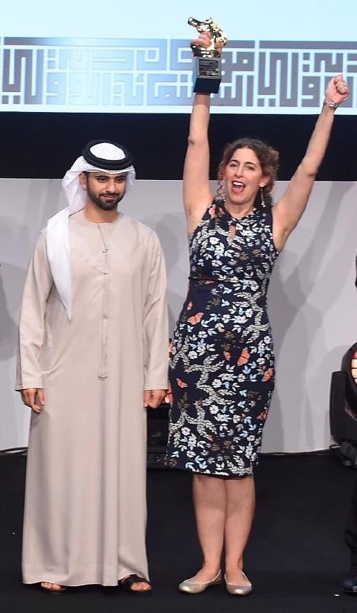 تميّز فلسطيني في مهرجان دبي الينمائي الدولي