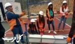 الناصرة:طلاب العواشر ببيت الحكمة في دورة الإنقاذ