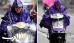 كيف يواجه الصينيون الشتاء الغزير؟ صور