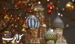 زينة الكريسماس في عواصم العالم