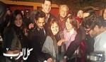 تامر حسني يحتفل بإنطلاق تصوير فيلم البدلة