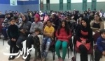 مجلس طرعان يوزّع 60 حاسوبًا على الطلاب