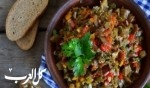 طريقة تحضير سلطة الباذنجان من مطبخ العرب