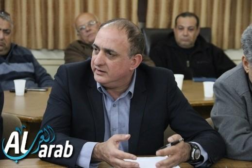 نتيجة بحث الصور عن site:alarab.com جبهة شفاعمرو