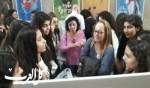 طلاب الاعدادية أ في المغار يتألقون في مسابقة قطرية