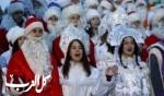 أجواء الميلاد المبهجة في مينسك.. صور