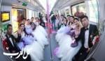 زفاف جماعي داخل مترو الأنفاق!