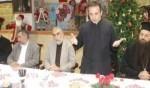 كفركنا: الطائفة الاسلامية تقوم بزيارة معايدة