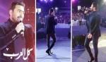 تامر حسني تألّق وأشعل أجواء احتفالات العام الجديد