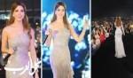 نانسي عجرم تتوّج احتفالات العام الجديد في دبي