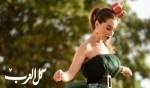 مي عز الدين تحتفل بالأعياد على طريقتها الخاصة
