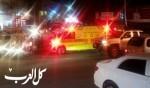 كفركنا: اصابة رجل بجراح متوسطة بعد تعرضه للدهس