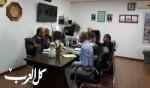 جلسة طارئة في المجلس الإقليمي واحة الصحراء