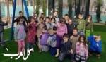 كفركنا: بستان الفرح بحلة خضراء جديدة