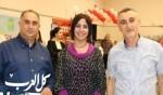 ديرالأسد: عبدالعزيز امون تحصل على جائزة الامتياز
