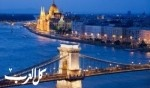 جسر السلسلة المعلق في بودابست