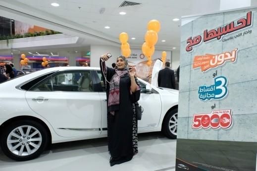 افتتاح أول معرض سيارات للنساء في السعودية