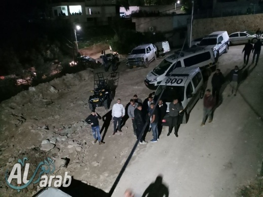 زلفة: مقتل أسعد امارة واصابة ابنه بجراح