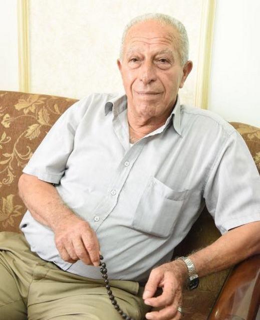 وفاة الحاج سعيد سامي عبد الهادي