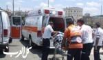 النقب: 4 إصابات بينها خطيرة إثر حادث طرق