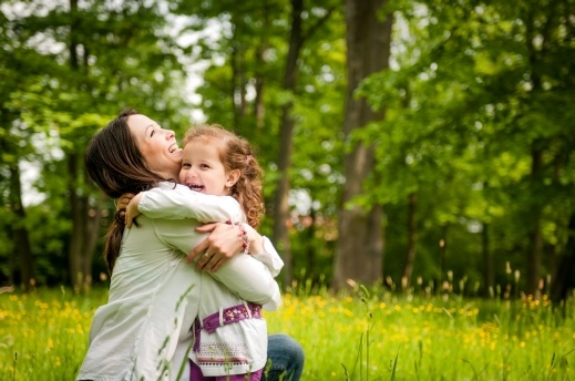 كوني الأم المثالية لأطفالك!