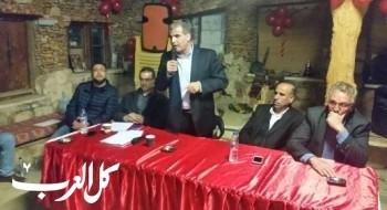مرشح الجبهة لرئاسة بلدية عرابة: الإصلاح سيكون