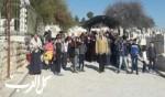 طلاب مدرسة الهدى عيلوط يزورون المسجد الأقصى