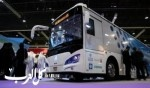 حافلة إكو ذكية من صناعة إماراتية