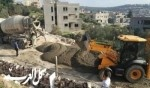 بلدية شفاعمرو: أعمال بنى تحتية وبناء جدران واقية