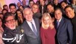 رئيس الوزراء نتنياهو يلتقي نجوم بوليوود