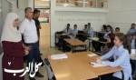 رئيس مجلس كفرقرع يهنئ المدرسة الثانوية