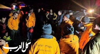 انقاذ 3 شبّان من ديرحنا بعد ان