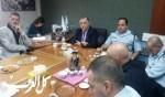 الناصرة: جلسة لمناقشة عمل وحدة تطبيق القانون