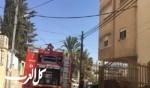 اندلاع حريق في منزل بالزرازير دون إصابات