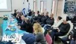 الرامة: وزير الاسكان يجتمع مع رؤساء السلطات المحلية