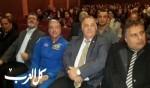 رائد الفضاء دونالد توماس ضيفا على بلدية الناصرة