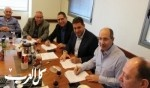 اتفاقية بين الهستدروت ومركز الحكم المحلي