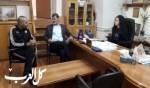 الناصرة: مجلس الطلاب البلدي يتسلّم رئاسة البلدية
