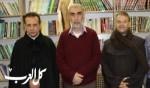 كفركنا:الأبوان خوري وحرو في زيارة تضامنية للشيخ خطيب
