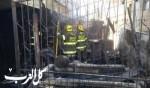 انفجار اسطوانات غاز في القدس