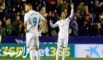 ليفانتي يصعق ريال مدريد بالتعادل في الرمق الأخير