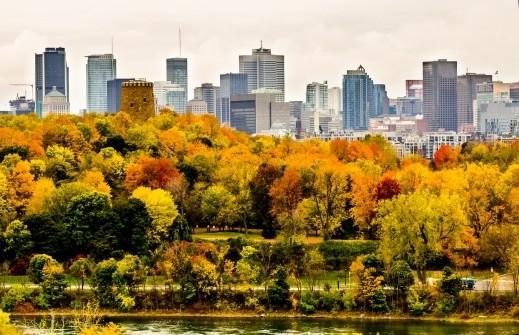 أهم المناطق السياحية في كندا