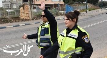 المغار: تحرير 142 مخالفة سير خلال حملة