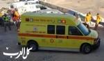 الطيرة: إصابة عامل جرّاء سقوطه عن ارتفاع