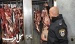 كفركنا: ضبط 450 كغم لحوم ذُبحت دون رقابة